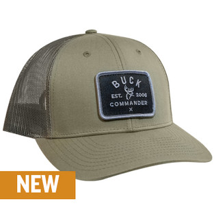 Buck Commander Loden Patch Richardson Hat