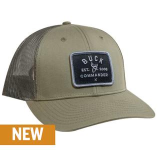 Buck Commander Loden Patch Richardson Hat