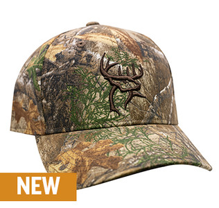 Buck Commander Realtree® Edge Logo Hat