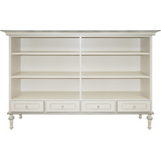 Princess Wide Bookcase