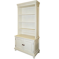 William Bookcase w/Cabinet