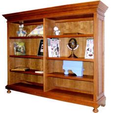 William Wide Bookcase