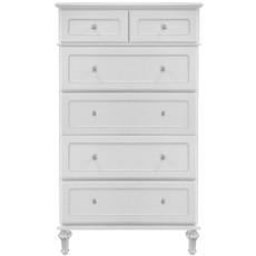 Princess Tall-Girl Dresser