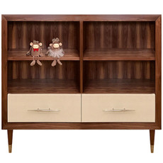Soho Wide Bookcase