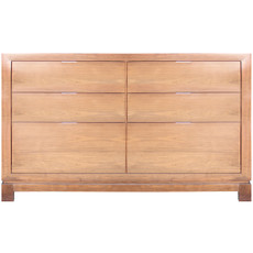 Tempo Dresser 6 Bin Drawer - Custom Ash