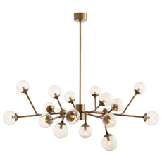 Dallas Medium Chandelier - Gold