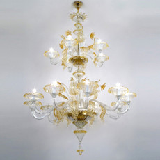 Giorgione Chandelier - 15 Lights