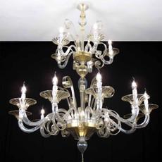 Klimt Crystal Chandelier - 15 Lights