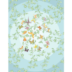 Butterfly Parade  Rug