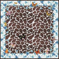Gilded Giraffe Rug