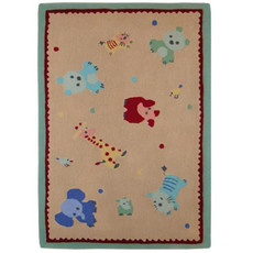 Little Zoo Rug