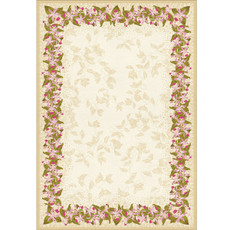 Orchid Mosaic Rug
