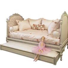 Princess Daybed w/Trundle