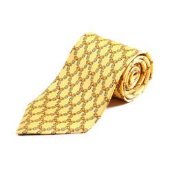 100% Silk Handmade Wire Spiral Tie