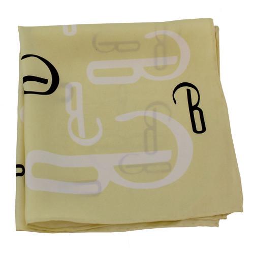Sunrise Signature Silk Pocket Square or Handkerchief by Belisi