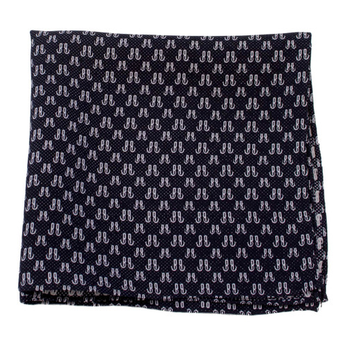 Casino Night Silk Pocket Square or Handkerchief by Belisi