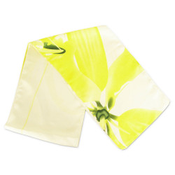 Lemon Drops Large Square Silk Scarf by Belisi