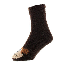 Animal Toe Butter Trouser Socks for Ladies