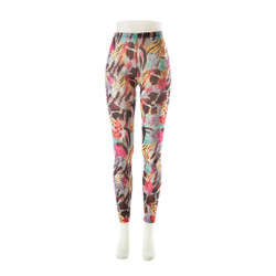 Jungle Fever Ladies Leggings