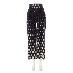 Dapper Dalmatian Polka Dot Ladies Leggings