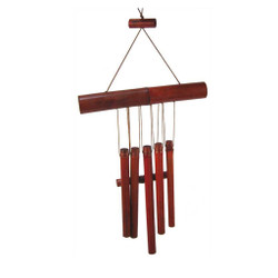 Fabulous Chinese Bamboo Wind Chime and Mobile