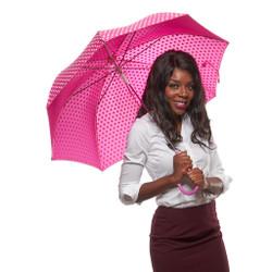 Polka Dot Passion Parasol Umbrella