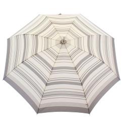 French Riviera Striped Umbrella