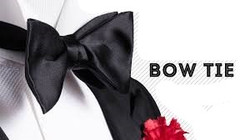 Super Cool Herringbone Bow Ties