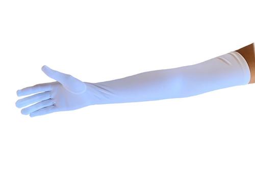 Matte White 23 inch long