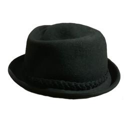 Traveler Wool Felt Fedora Hat