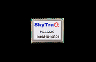 PX1122C : Multi-Band Quad-GNSS Raw Data Module