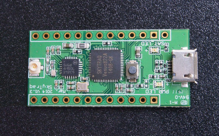 NavSpark : Arduino Compatible Development Board with GPS