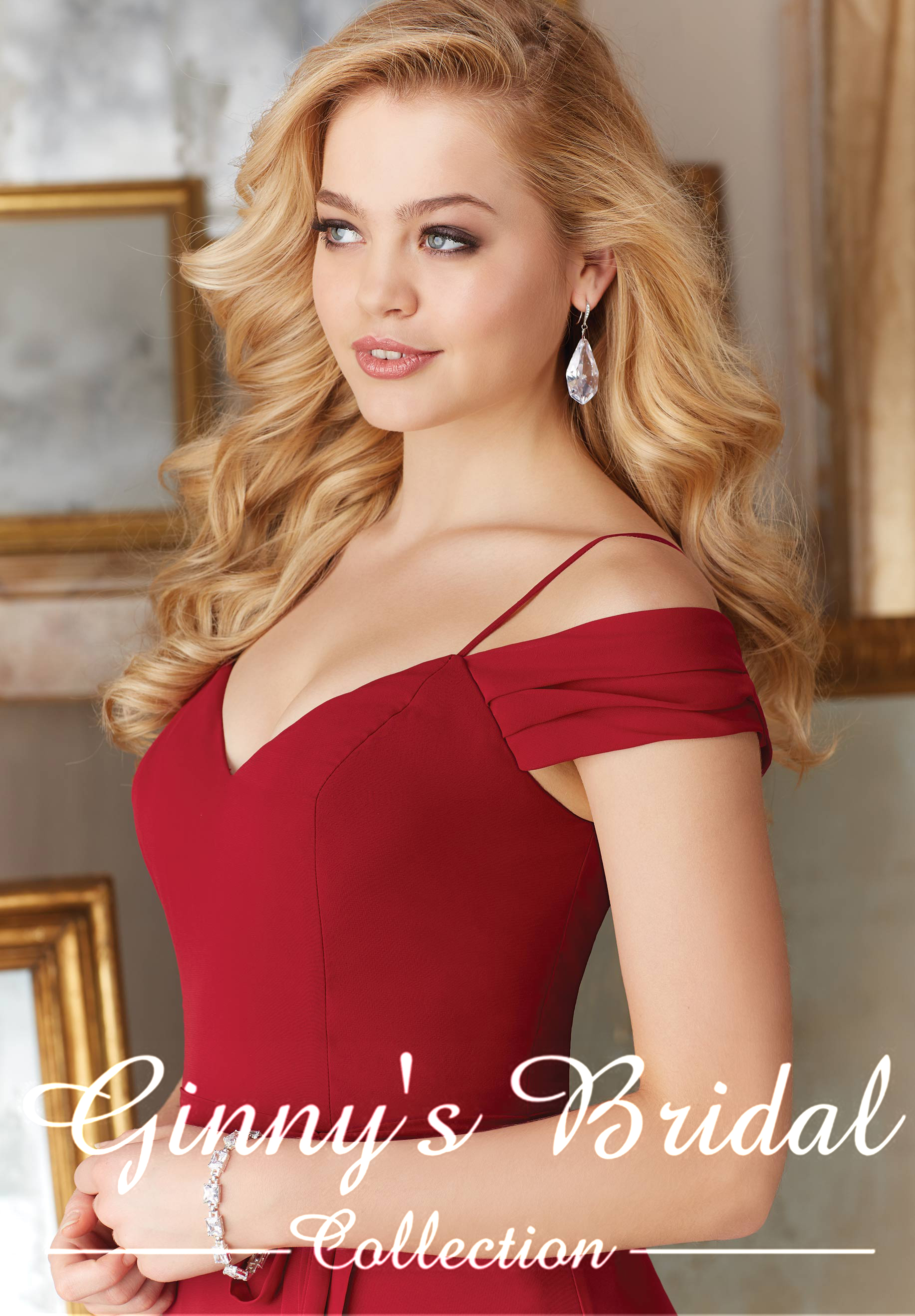Bridesmaid dresses and gowns at Ginny's Bridal Collection