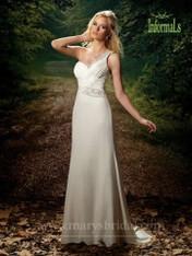 Marys Bridal Informal Wedding Dress 2406 Ivory Size 8