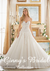 Mori Lee Bridal Dress 2877