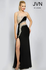 JVN by Jovani JVN93577 Coral Size 4 on SALE