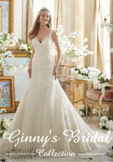 Mori Lee Bridal Dress 2890