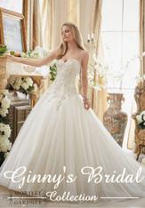 Mori Lee Bridal Dress 2892