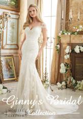 Mori Lee Bridal Dress 2894-DISCONTINUED