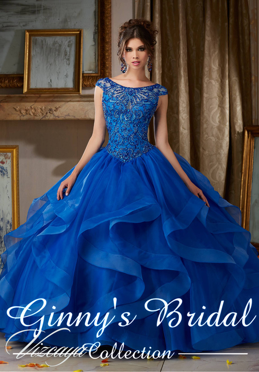 fb31043603f Discount Vizcaya by Mori Lee Quinceanera Dress 89117 on SALE ...
