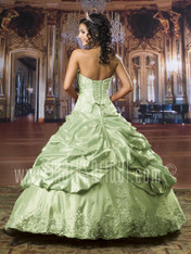 Princess by Mary's Quinceanera Dress 4Q460, Mint, Size 6 on SALE
