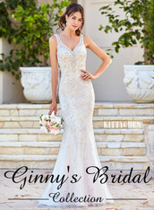 Kitty Chen Celestia K1641 Wedding Dress