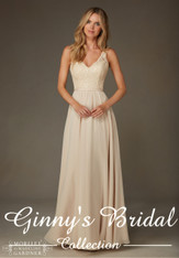 Mori Lee Bridesmaids Dress Style 122