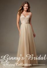 Mori Lee Bridesmaids Dress Style 134