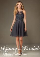 Mori Lee Bridesmaids Dress Style 135