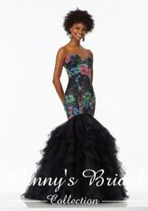 Mori Lee Prom by Madeline Gardner Style 99002