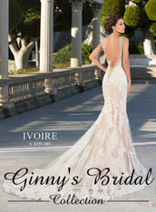 Ivoire by Kitty Chen Makayla V1602 Wedding Dress
