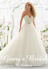 Mori Lee Bridal Dress 2802