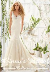 Mori Lee Bridal Dress 2803