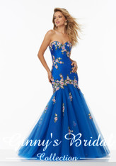 Mori Lee Prom by Madeline Gardner Style 99077